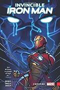 Invincible Iron Man: Ironheart, Volume 2: Choices