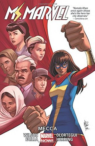 Ms. Marvel, Vol. 8 by G. Willow Wilson
