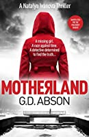 Motherland (Natalya Ivanova Thriller, #1)