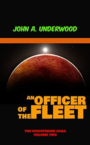 An Officer of the Fleet (The Voidstrider Saga Book 2)