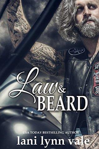 Law & Beard (The Dixie Warden Rejects MC, #8)
