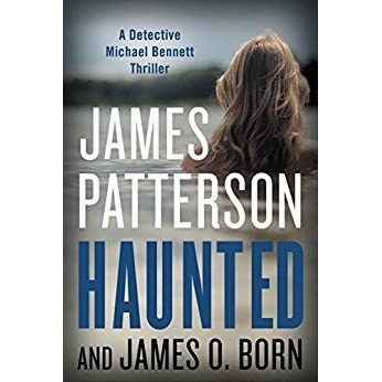 Haunted michael bennett 10 by james patterson fandeluxe Images