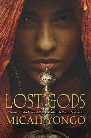 Lost Gods (Lost Gods, #1)