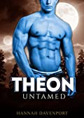 Theon Untamed: First Contact (Untamed World, #1)