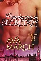Convincing the Secretary: Gay Historical Romance (London Legal Book 3)