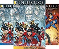 Injustice- Gods Among Us-Year Four (2015-) (18 Book Series)