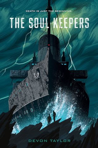 The Soul Keepers (The Soul Keepers, #1)