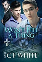 Won't Feel a Thing (St. Cross, #1)