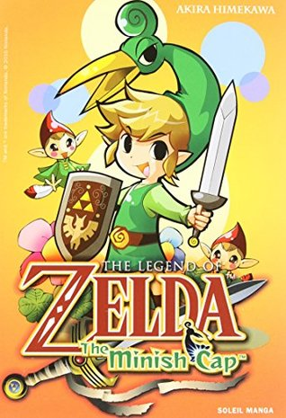 Ebook The Legend Of Zelda The Minish Cap Zelda 8 By Akira Himekawa