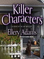 Killer Characters (A Books by the Bay Mystery, #8)