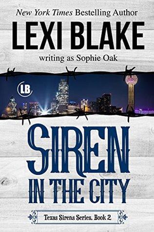 Siren in the City (Texas Sirens, #2)