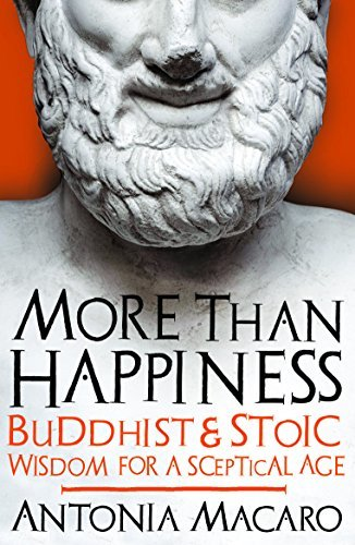 More Than Happiness Buddhist and Stoic Wisdom for a Sceptical Age