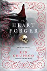 Book cover for The Heart Forger (The Bone Witch, #2)