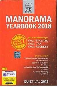 Manorama Yearbook 2018