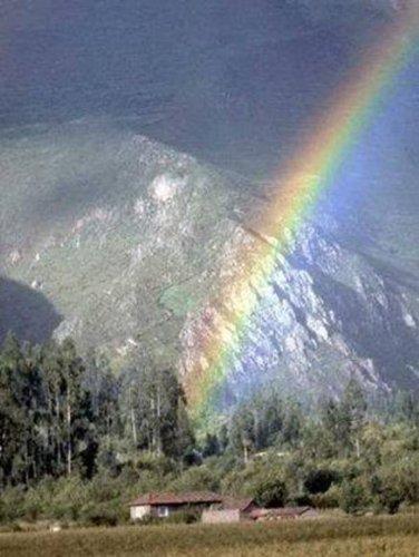 Over The Rainbow  by  Edith Ann Thomas