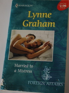 Married to a Mistress (The Husband Hunters, #1)