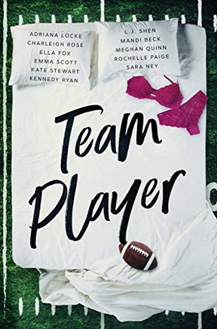 Team Player by Adriana Locke