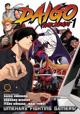 Daigo the Beast: Umehara Fighting Gamers! Volume 1