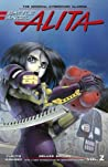 Battle Angel Alita Deluxe Edition, Vol. 2