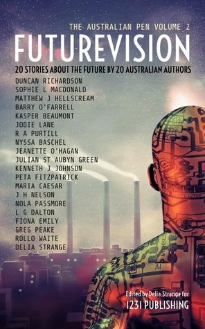 Futurevision by Delia Strange