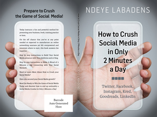 How to Crush Social Media in Only 2 Minutes a Day: Twitter, Facebook, Instagram, Kred, Goodreads, LinkedIn  pdf