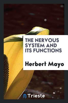 The Nervous System and Its Functions