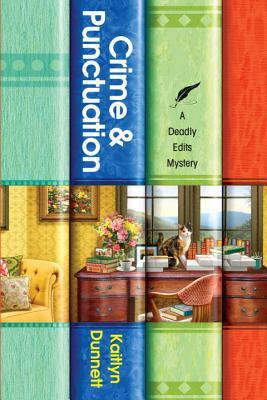 Crime & Punctuation (Deadly Edits, #1)