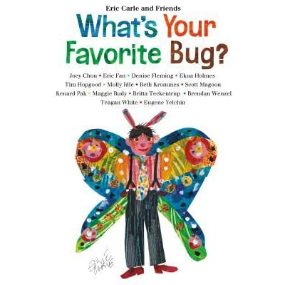 Manual We Love BUGS: 31 Classic Insect Poems for Kids