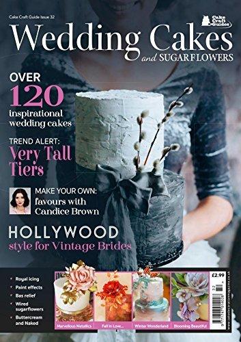 Cake Craft Guides Wedding Cakes 32 2017