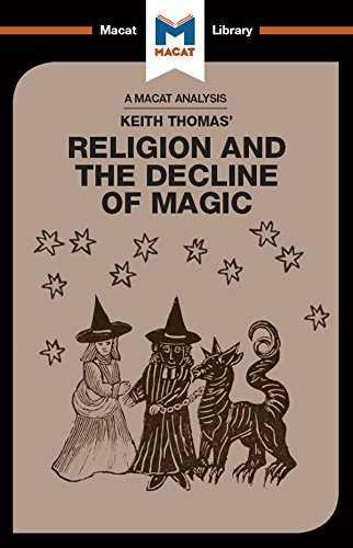 Keith Thomas-Religion and the Decline of Magic Studies in Popular Beliefs ingland-Peng