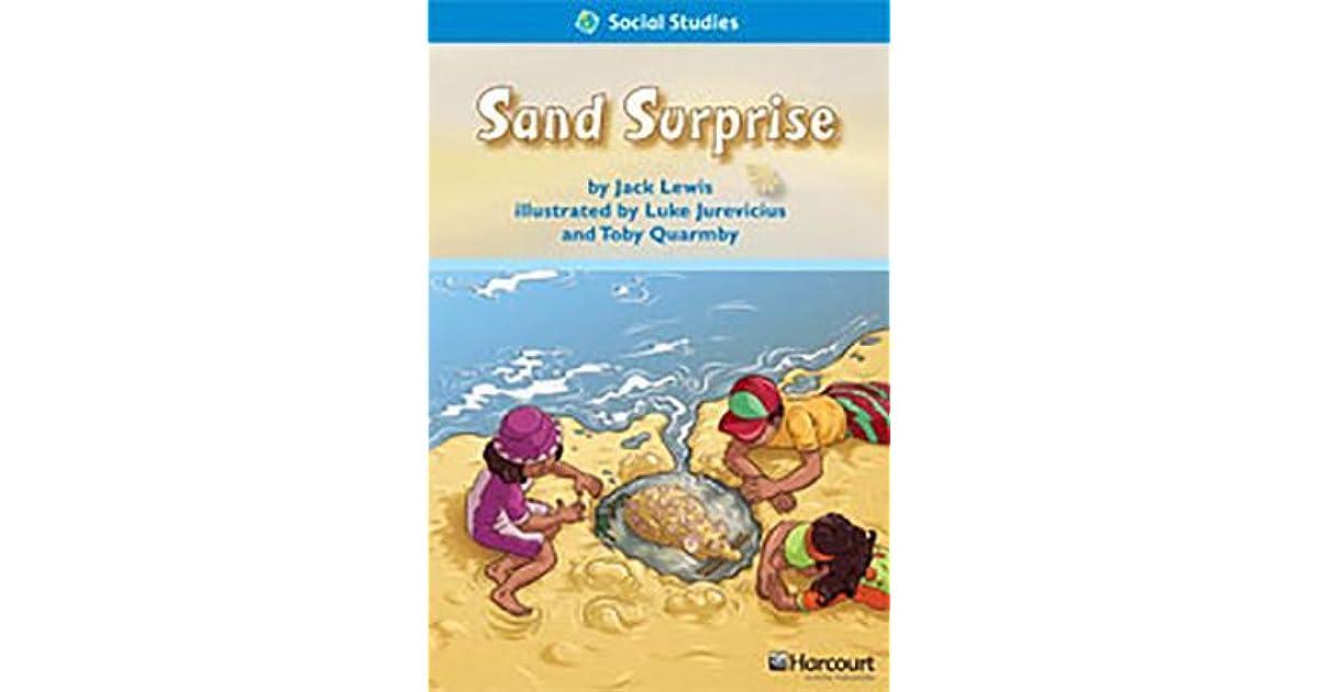 Storytown On Level Reader Teacher S Guide Grade 1 Sand