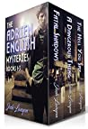 The Adrien English Mysteries: Books 1-3 (Adrien English Mysteries, #1-3)