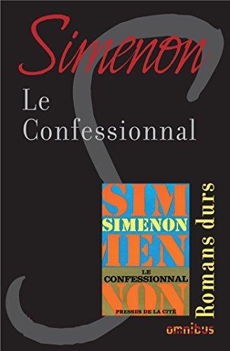 Le confessionnal  by  Georges Simenon
