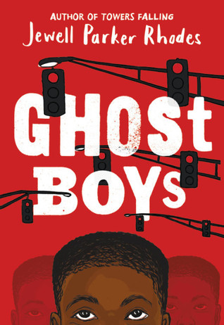 "Book cover of ""Ghost Boys"" by Jewell Parker Rhodes"