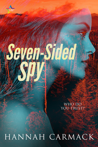 Seven-Sided Spy by Hannah Carmack