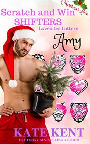 Scratch and Win Shifters: AMY Christmas Love