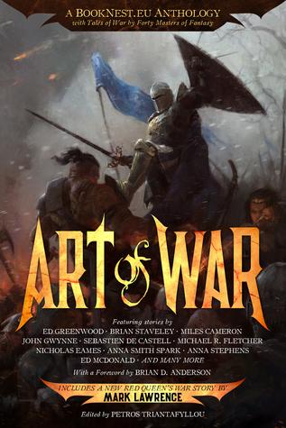 Art of War by Petros Triantafyllou