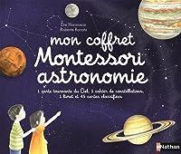 Mon coffret Montessori: Astronomie