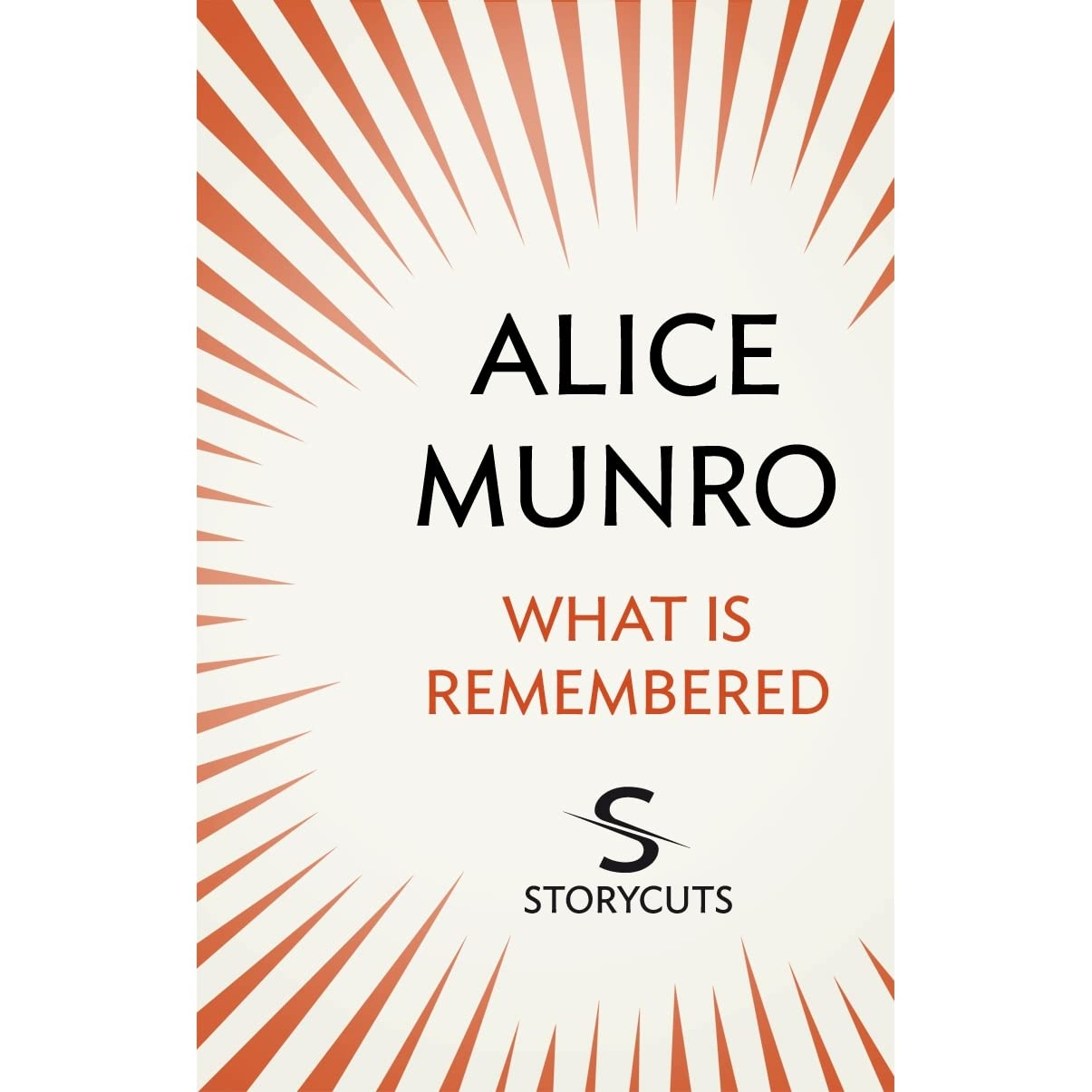 what is remembered by alice munro What is remembered (storycuts) alice munro  alice munro was born in 1931 and is the author of thirteen collections of stories, most recently dear life,.