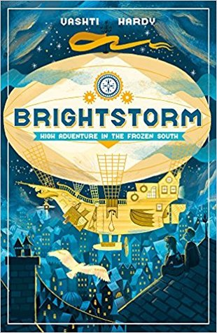 Brightstorm (Sky-Ship Adventure, #1)