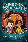 The Basque Dragon (The Unicorn Rescue Society, #2)