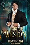 Earl of Weston (Wicked Earls' Club, #6)