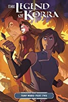 The Legend of Korra Turf Wars, Part Two (The Legend of Korra: Turf Wars, #2)
