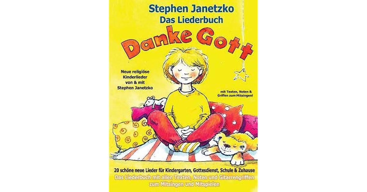 Danke Gott 20 Schone Neue Lieder Fur Kindergarten