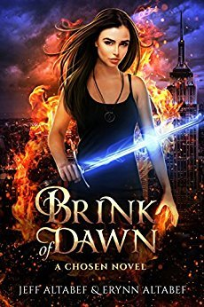 Brink of Dawn (Chosen #2)