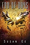 Book cover for End of Days (Penryn & the End of Days, #3)