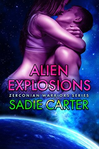 Alien Explosions (Zerconian Warriors #10)