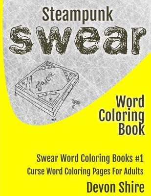 Curse Word Coloring Pages