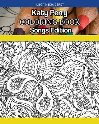 Katy Perry Coloring Book Songs Edition