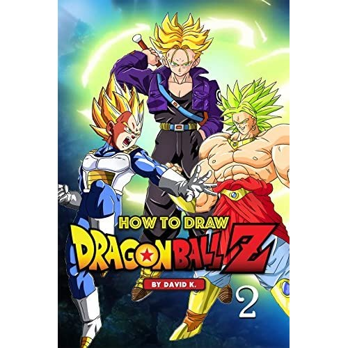 How To Draw Dragon Ball Z Ebook